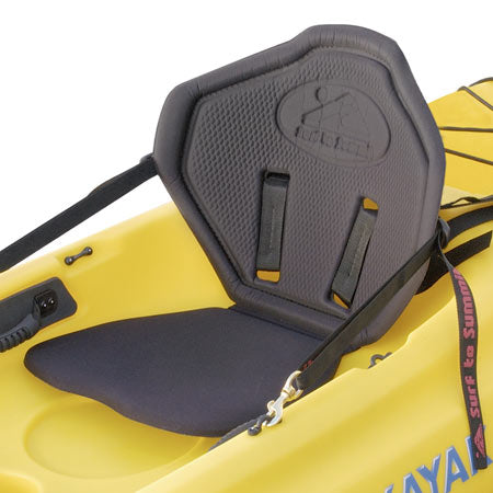 Tall Back Outfitter Molded Foam Kayak Seat - No Pack