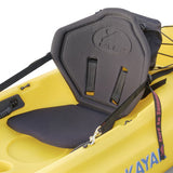 Tall Back Outfitter Molded Foam Kayak Seat - With Pack