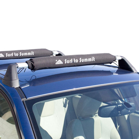 Surf to Summit Roof Rack Cushion Pads For Kayak Canoe Surfboard Paddle Board SUP Board Weatherproof, Roof Rack Pads (Set of 2)