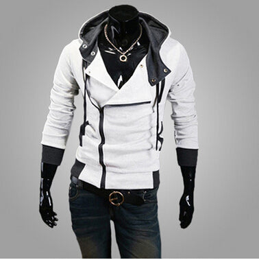 Buzo Assassin s creed Chaqueta Sudadera Campera Con Capucha Manga Larga
