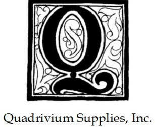 Quadrivium Supplies