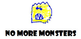 No More Monsters Spray (Set of 4)