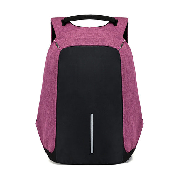 Anti-Theft Waterproof Chargeable Backpack