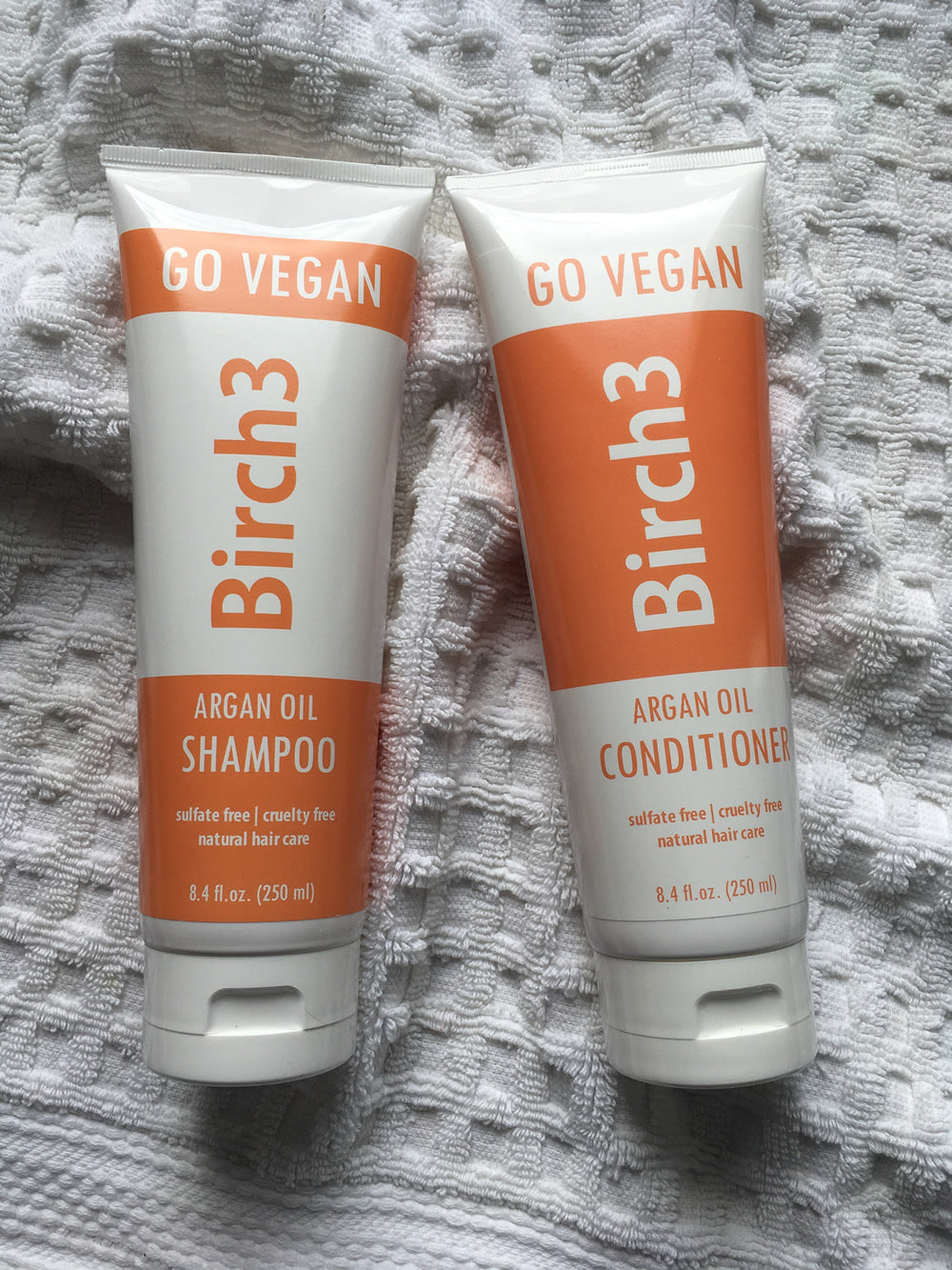 Vegan Shampoo for Curly Hair