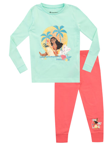 Disney Moana Pajama Set