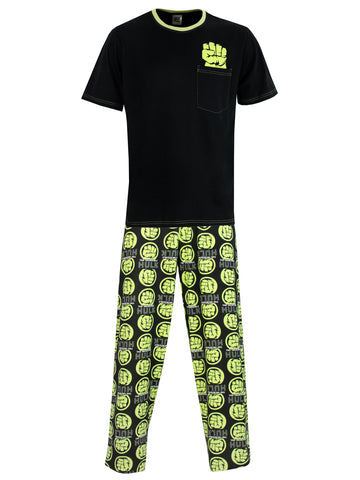 Mens The Incredible Hulk Pajamas