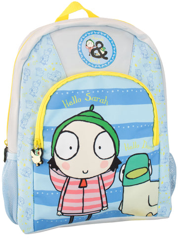 Sarah & Duck Backpack