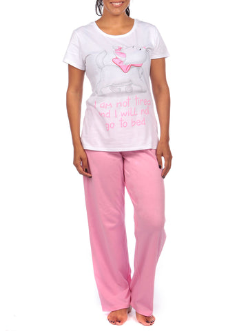 Womens Aristocats Pajama Set