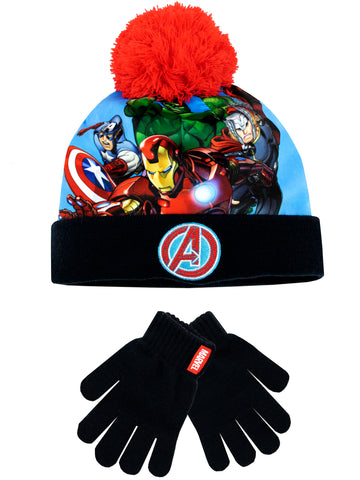 Avengers Winter Set
