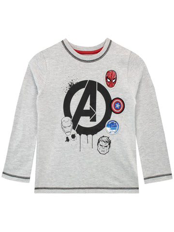 Avengers Long Sleeved Top