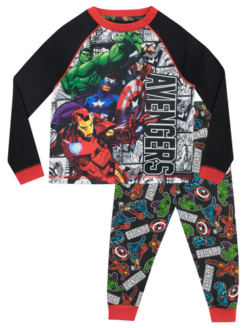 Boys Marvel Avengers Pajamas
