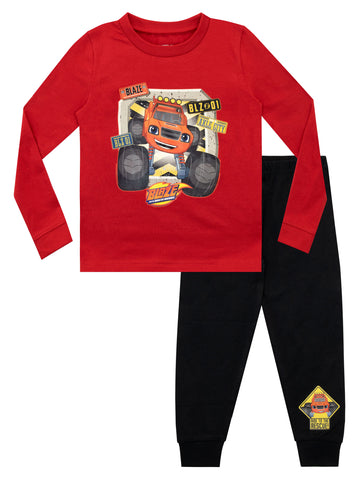 Blaze and the Monster Machines Pajama Set - Blaze