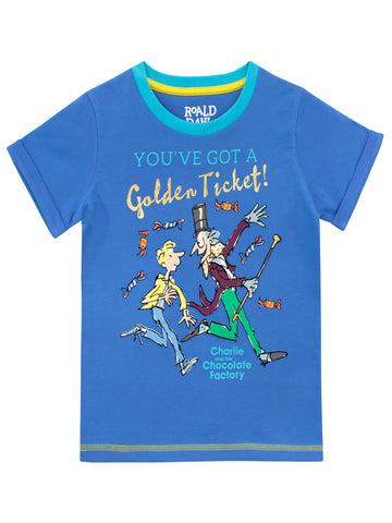 Charlie and The Chocolate Factory Tee