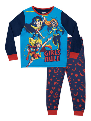 DC Superhero Girls Pajamas