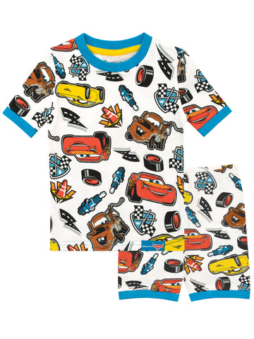 Cars Short Pajamas