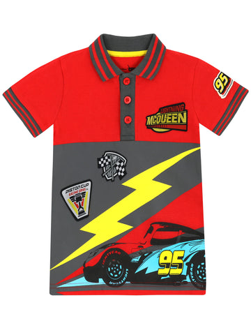 Disney Cars Polo Shirt