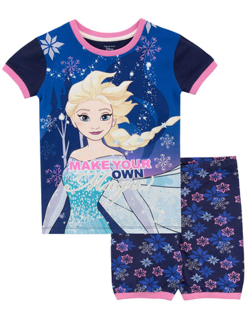 Disney Frozen Short Pajamas