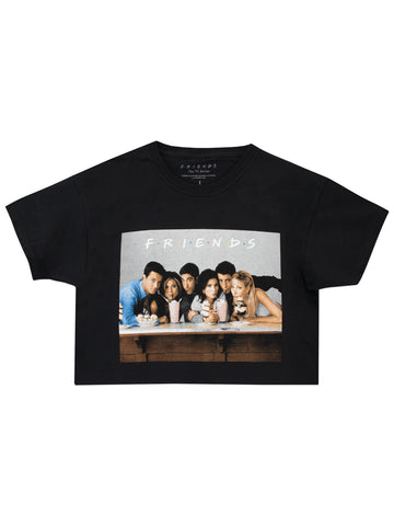 Friends Cropped T-Shirt