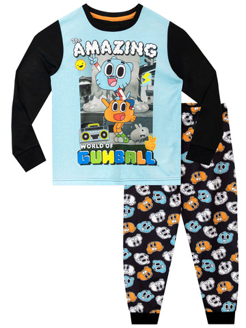 The Amazing World of Gumball Pajama Set