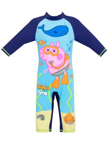 George Pig Sunsafe Swimsuit