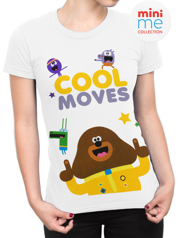 Womens Hey Duggee T-Shirt - Mini Me