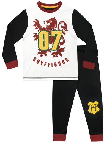 Harry Potter Pajamas - Gryffindor
