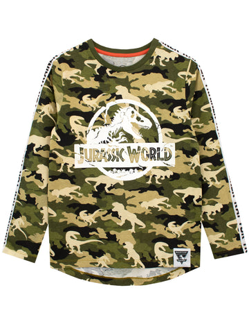 Jurassic World Long Sleeve Top