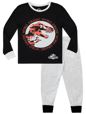 Jurassic World Pajama Set