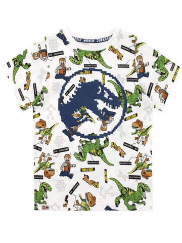 Lego Jurassic World T-Shirt