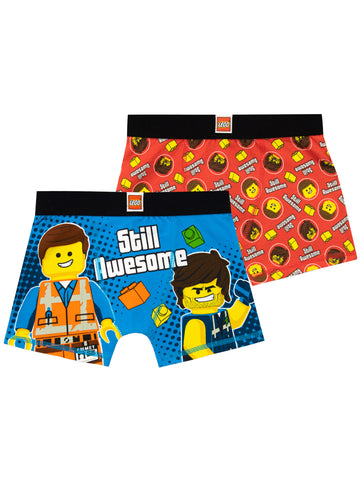 Lego Underwear Pack of 2