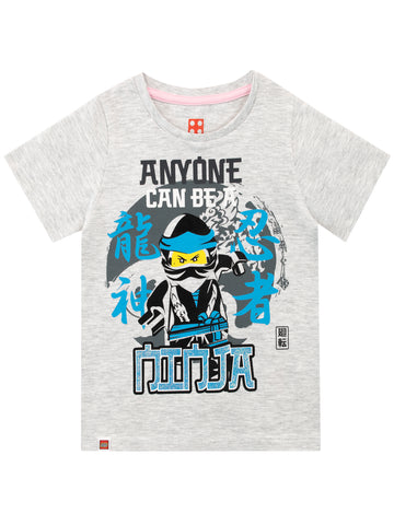 Girls Lego Ninjago T-Shirt