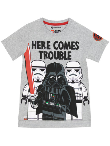 Lego Star Wars T-Shirt - Darth Vader