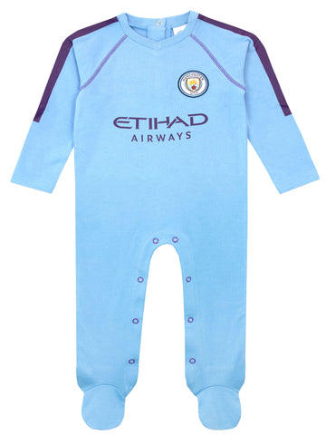 Baby Manchester City FC Footies