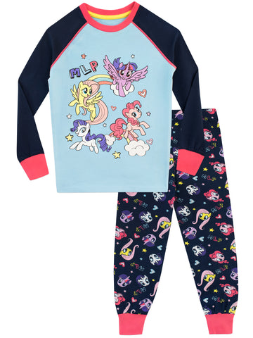 My Little Pony Pajamas - Twilight Sparkle and Pinkie Pie