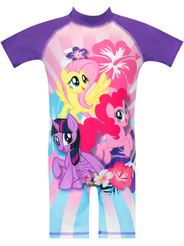 My Little Pony Swimming Costume