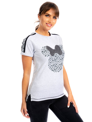 Ladies Minnie Mouse T-Shirt