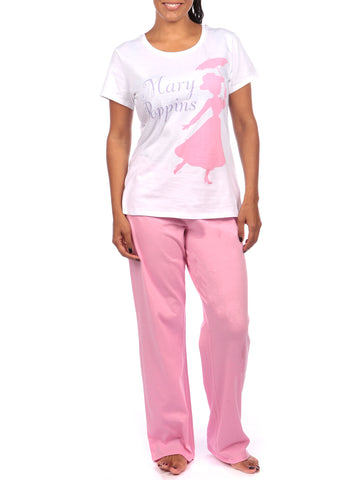 Ladies Mary Poppins Pajamas