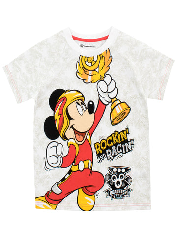 Mickey Mouse & The Roadster Racers T-Shirt