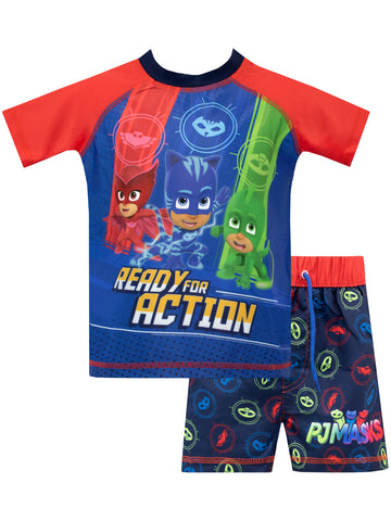 PJ Masks Swim Set