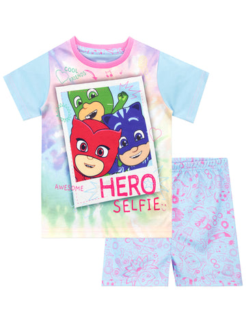 Girls PJ Masks Pajamas