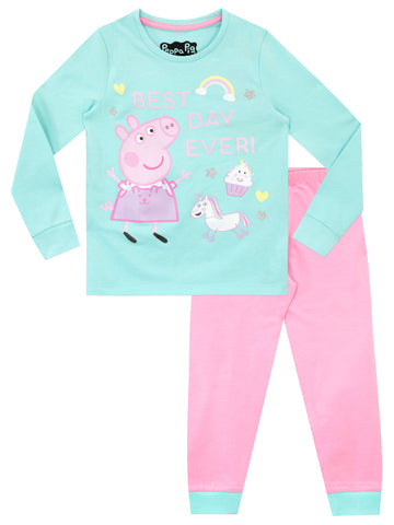 Peppa Pig Pajamas - Unicorn