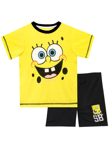 Spongebob Short Pajamas