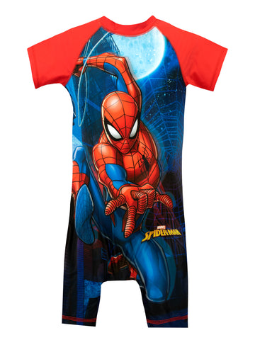 Spiderman Surfsuit