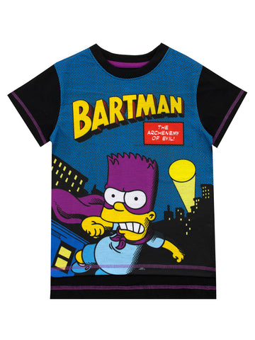 The Simpsons T-Shirt - Bartman