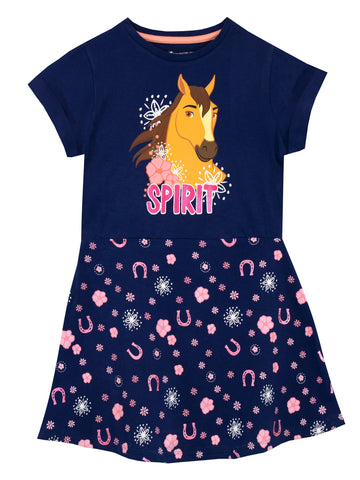 Spirit Riding Free Dress