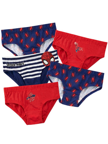 Spiderman Underwear - Pack of 5