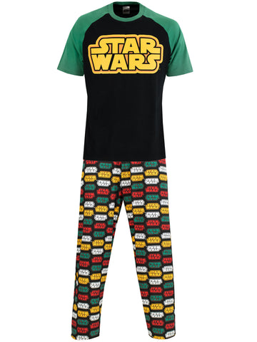 Mens Star Wars Pajamas