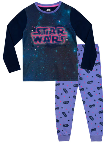 Girls Star Wars Pajamas