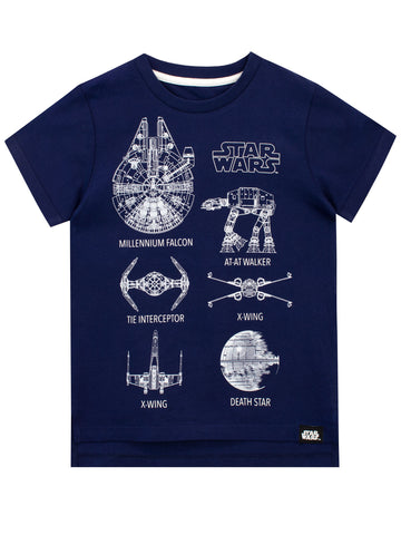 Boys Star Wars T-Shirt