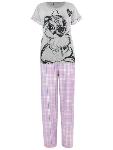 Womens Thumper Pajama Set